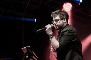 Sebastian Düring und Band