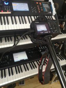 Keyboard Workshops